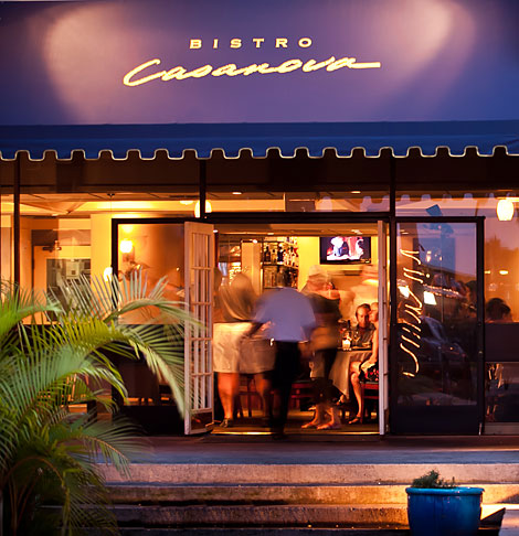 Enjoy Bistro Night Life